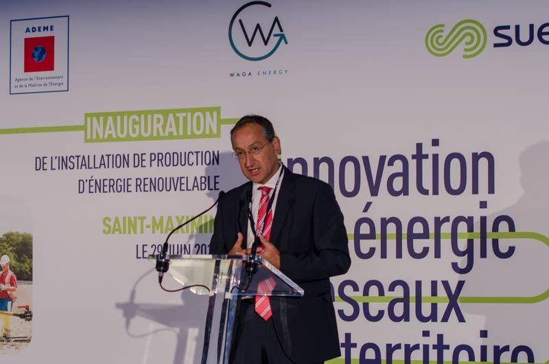 Philippe Maillard discours